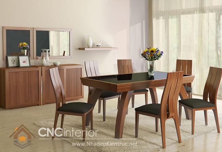 trang trí phòng ăn đơn giản 02
