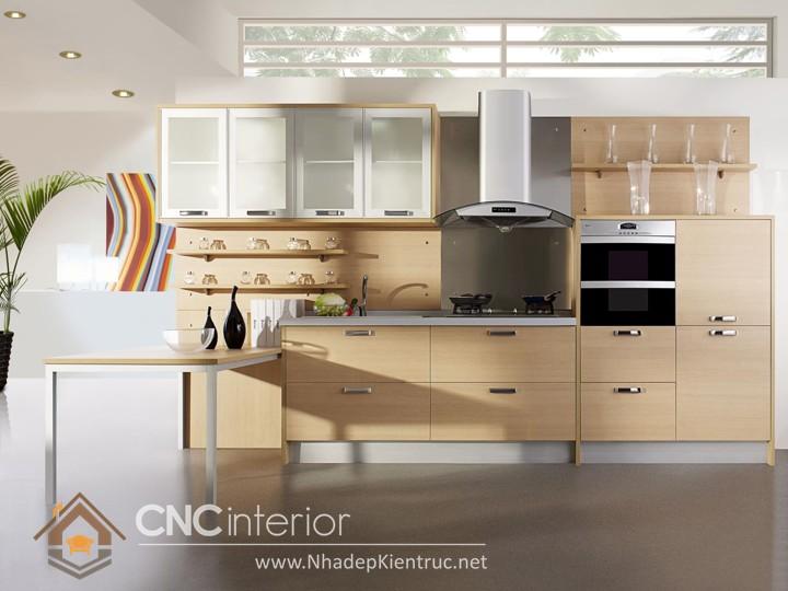 mẫu phòng bếp đơn giản 05