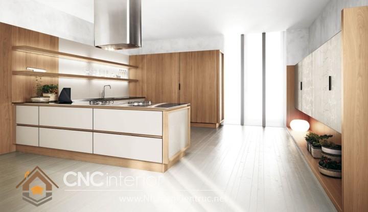mẫu phòng bếp đơn giản 06