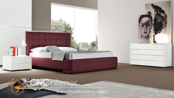 nội thất phòng ngủ đẹp hiện đại 03
