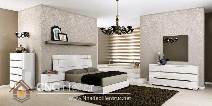 nội thất phòng ngủ đẹp hiện đại 05