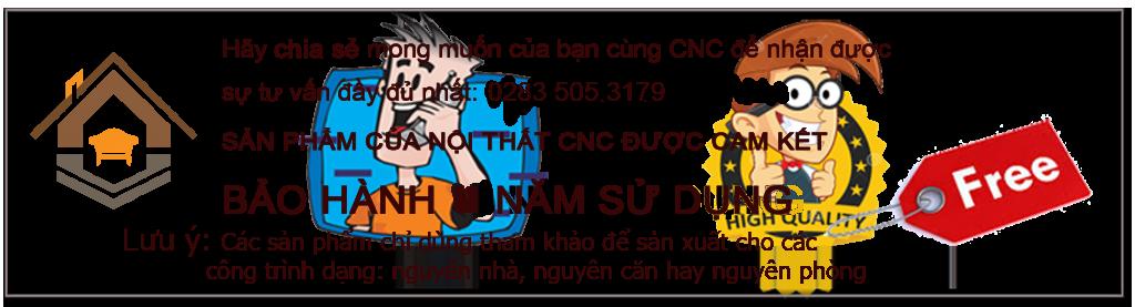 công ty đồ gỗ nội thất CNC
