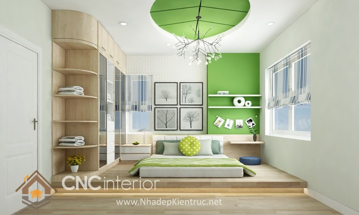 Phòng ngủ đẹp đơn giản 05