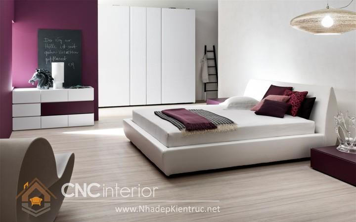 Phòng ngủ đẹp đơn giản 06