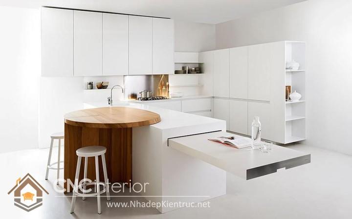 mẫu nhà bếp đơn giản 02