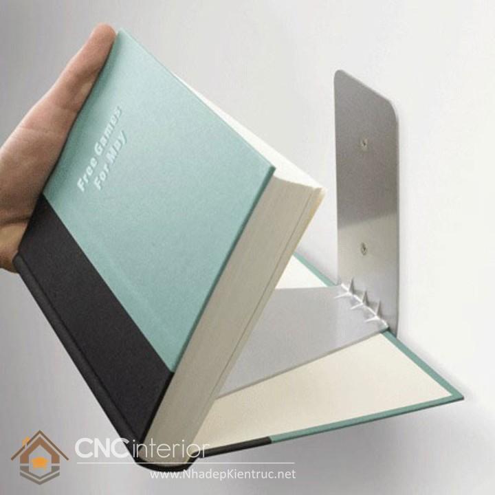 thiết kế kệ sách đơn giản 10