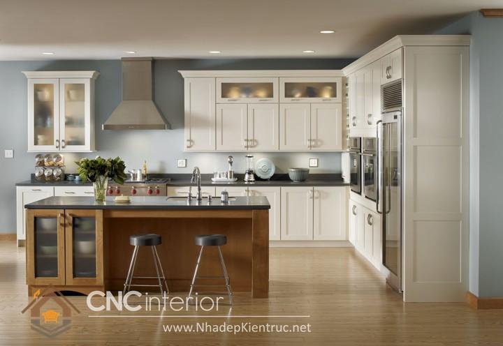 Một số mẫu nhà bếp đẹp 04