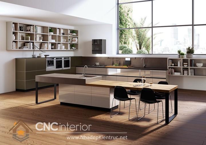 Một số mẫu nhà bếp đẹp 06