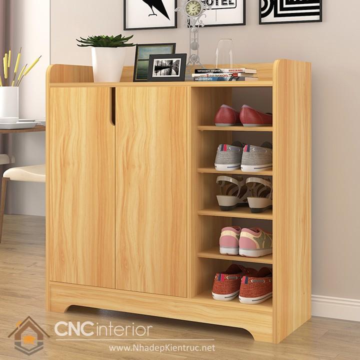 Tủ kệ để giày dép CNC - H 30