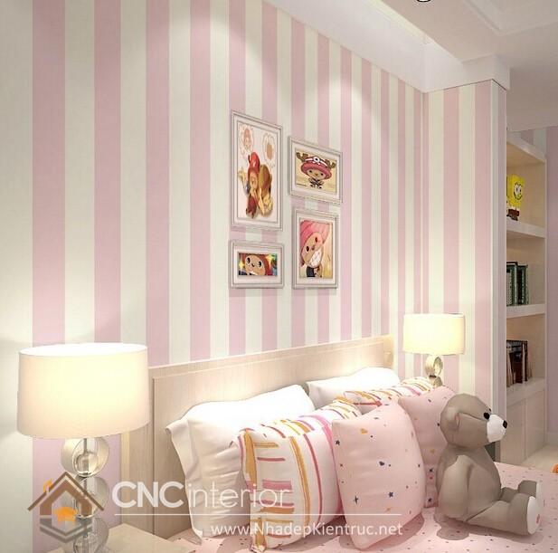các mẫu giấy dán tường phòng ngủ 07