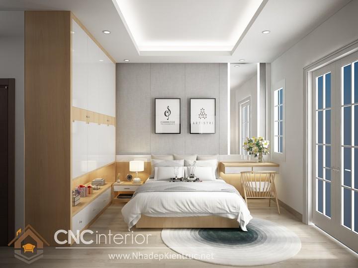 Trang trí phòng ngủ nhỏ 04