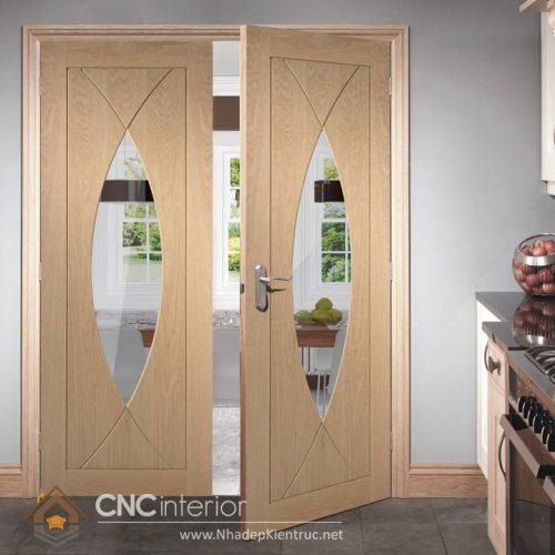 Các mẫu cửa gỗ công nghiệp 03