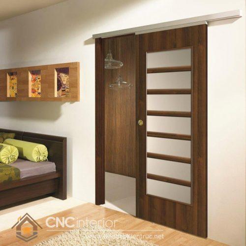 Các mẫu cửa gỗ công nghiệp 04