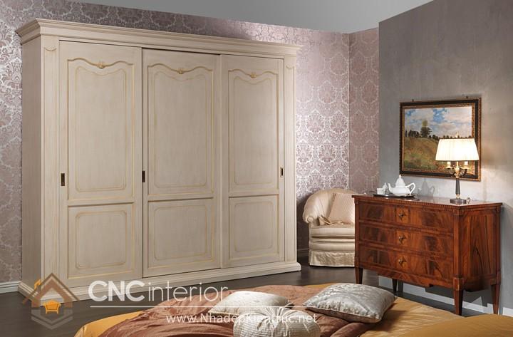 Mẫu tủ gỗ đựng quần áo đẹp 06