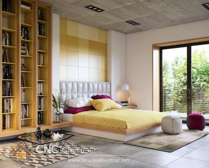các kiểu trang trí phòng ngủ đẹp 02