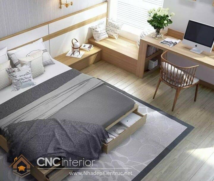 các kiểu trang trí phòng ngủ đẹp 03