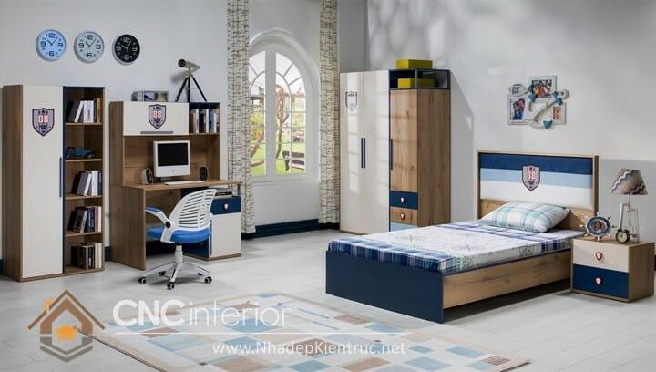 Cách trang trí phòng ngủ cho con trai 10