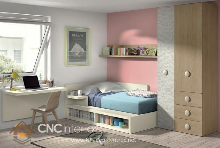 Cách trang trí phòng ngủ cho con trai 02