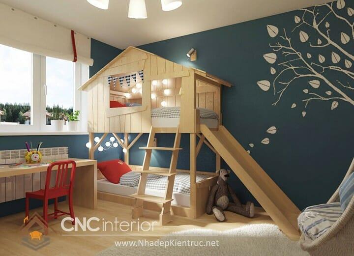 Cách trang trí phòng ngủ cho con trai 03