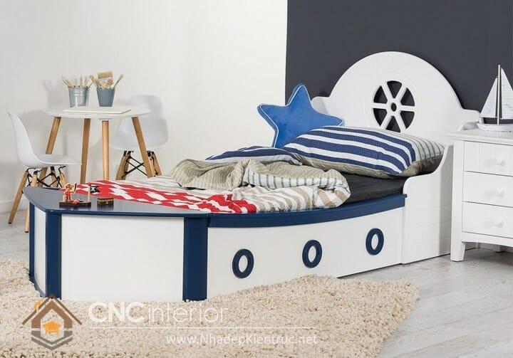 Cách trang trí phòng ngủ cho con trai 07