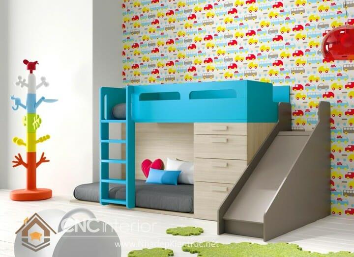 Cách trang trí phòng ngủ cho con trai 08