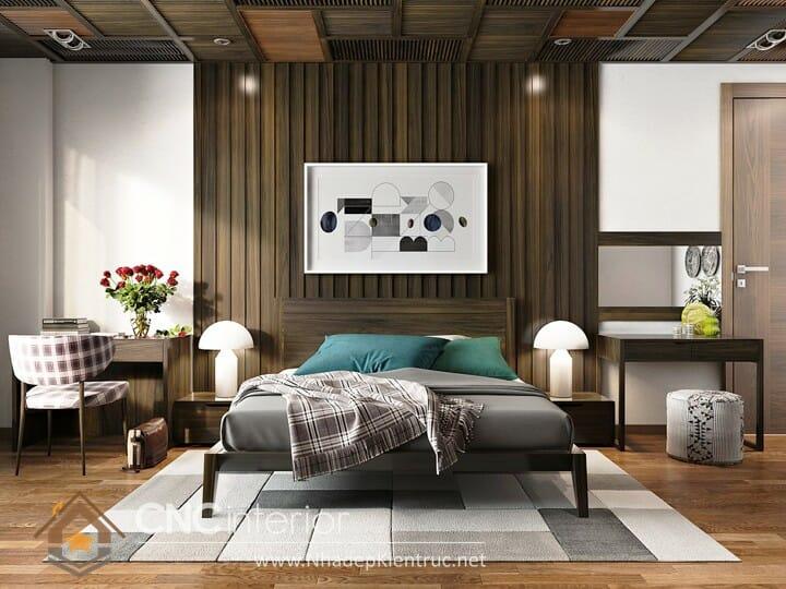Kết quả hình ảnh cho trang trí đầu giường ngủ