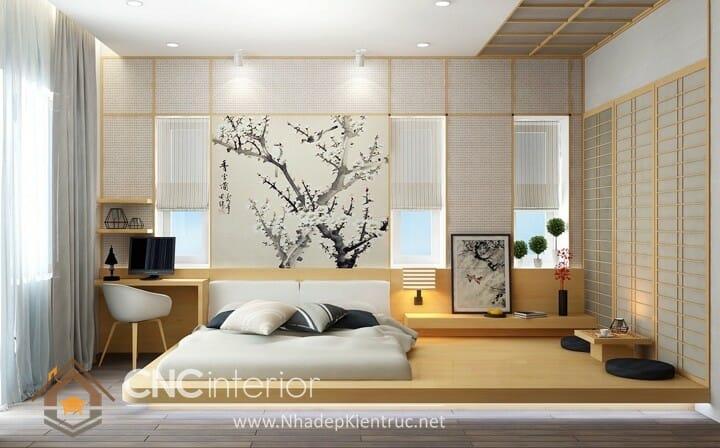 cách trang trí phòng ngủ đẹp rẻ 03