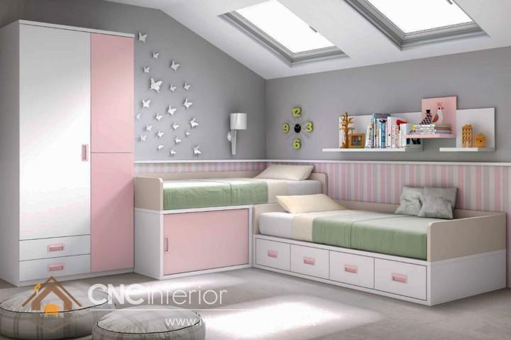 12 Cách Trang Trí Phòng Ngủ đẹp Cho Con Gái Màu Hồng