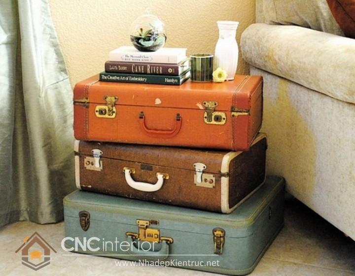 Trang trí phòng ngủ theo phong cách Vintage 11