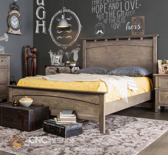 Trang trí phòng ngủ theo phong cách Vintage 14
