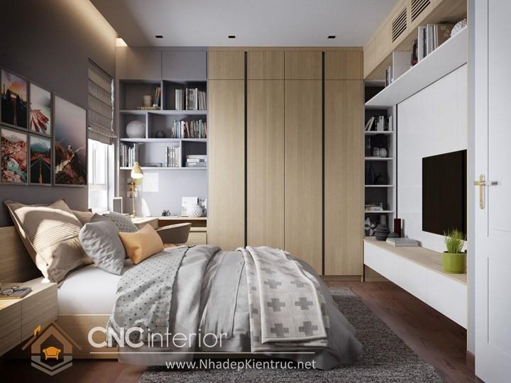 trang trí phòng ngủ theo phong cách hàn quốc 10