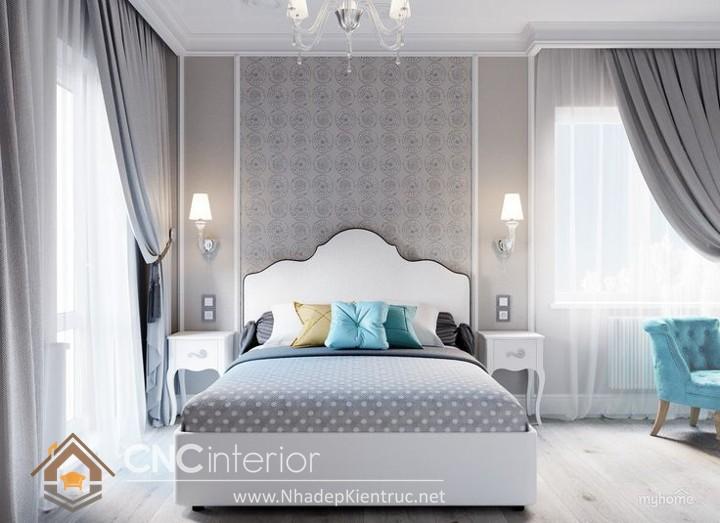 trang trí phòng ngủ theo phong cách hàn quốc 4