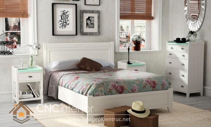 trang trí phòng ngủ theo phong cách hàn quốc 7
