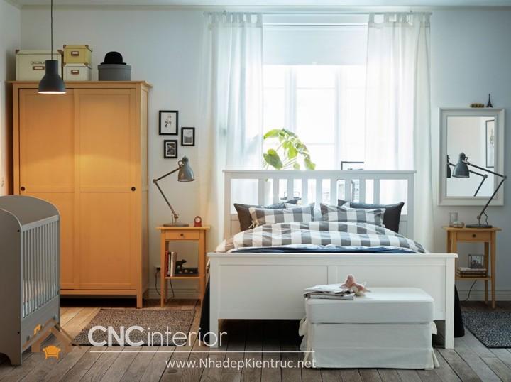 trang trí phòng ngủ theo phong cách hàn quốc 8