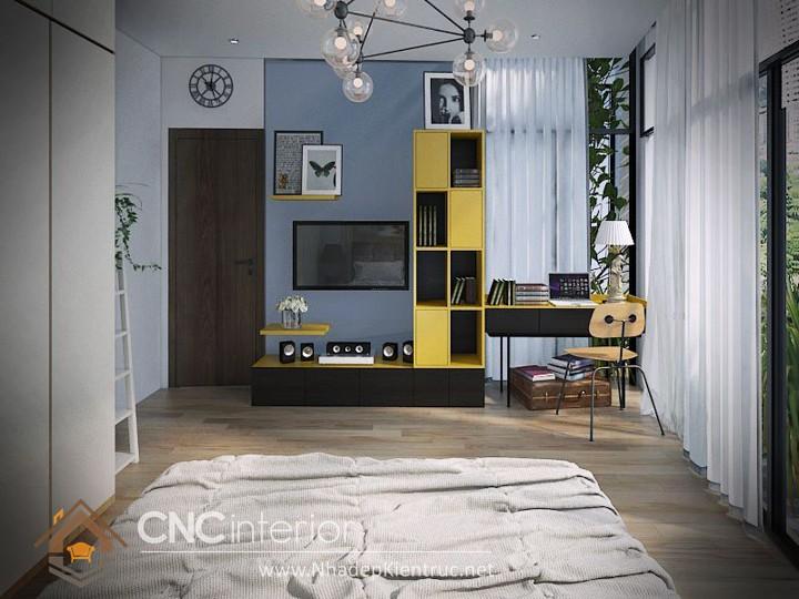 Cách trang trí phòng ngủ theo phong thủy 04