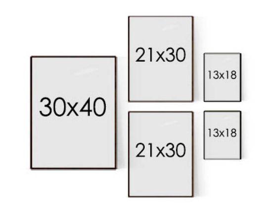 Trang trí phòng ngủ bằng ảnh 11