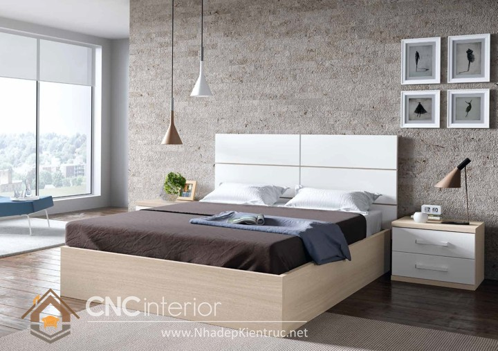 Trang trí phòng ngủ bằng ảnh 17