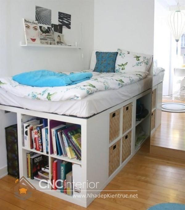 cách sắp xếp đồ đạc trong phòng ngủ nhỏ hẹp 05