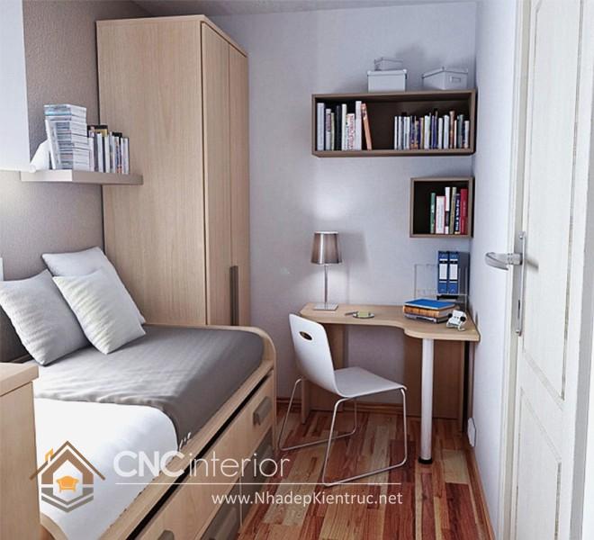 phòng ngủ 5m2 8