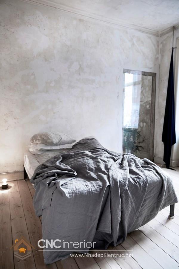 vẽ tranh tường phòng ngủ đơn giản 3