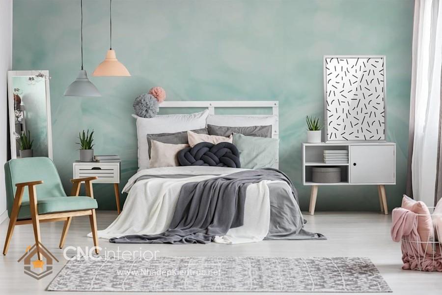 phong cách phòng ngủ sacndinavian 6