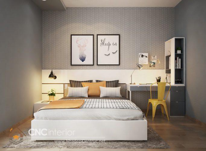 Thiết kế nội thất nhà phố đẹp hiện đại 6