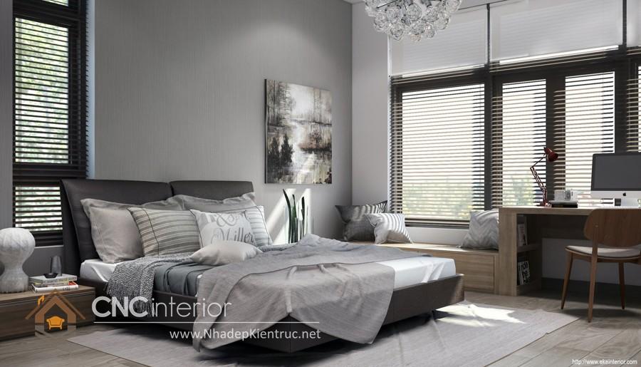 phong cách phòng ngủ vintage