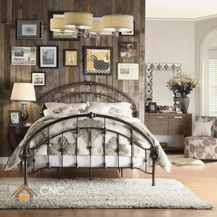 phong cách phòng ngủ vintage 3