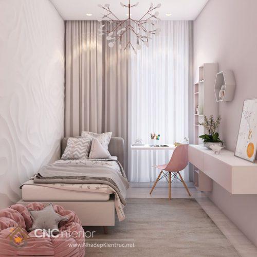Sắp xếp phòng ngủ nhỏ 10
