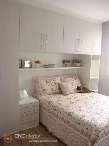Sắp xếp phòng ngủ nhỏ 6
