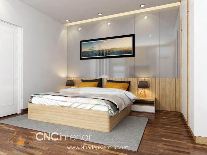 Thiết kế nội thất biệt thự mini 12