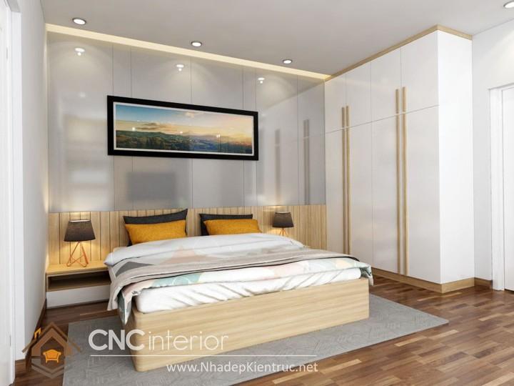 Thiết kế nội thất biệt thự mini 13