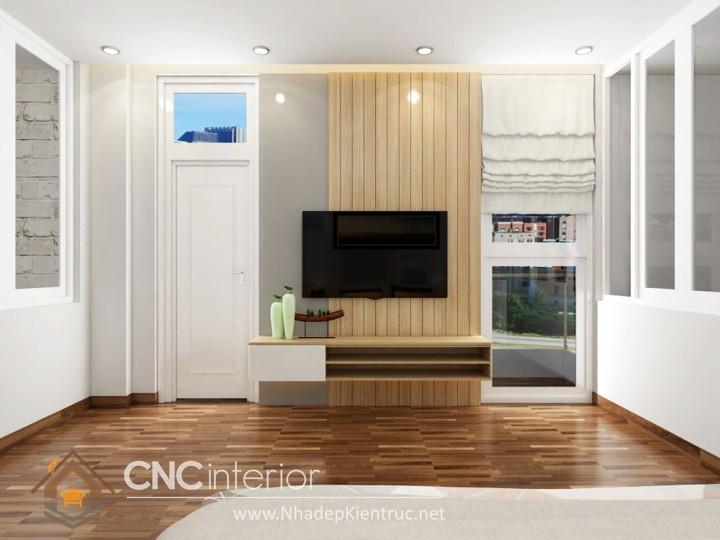 Thiết kế nội thất biệt thự mini 14