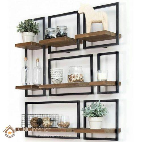 Thiết kế nội thất chung cư 3 phòng ngủ 8